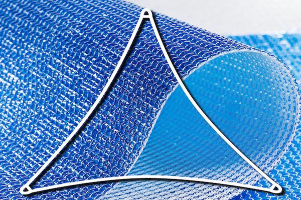 CDUALTR500,toile solaire - voile d