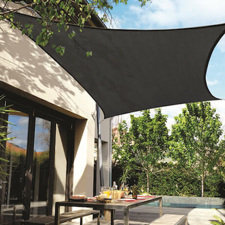 shade sail -  protection solaire-h1c
